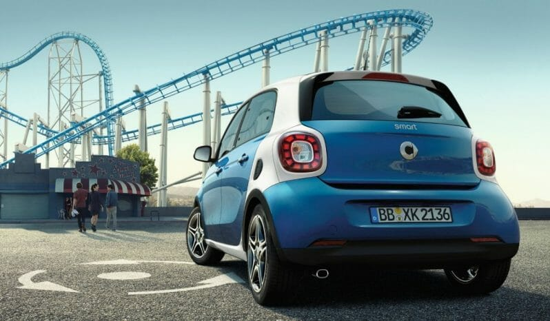 SMART FORFOUR Eq 60kw Passion completo
