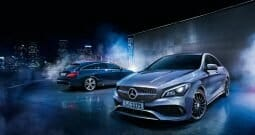 MERCEDES CLA-CLASS Cla 200 D Automat. 4matic Business Extra