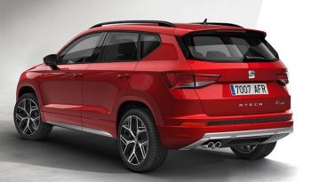 SEAT ATECA 1.6 Tdi Business zero anticipo full