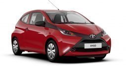 TOYOTA AYGO 1.0 Vvt-I X-Business zero anticipo