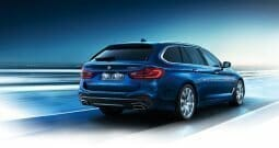 BMW SERIES 5 SW 518d Business Touring