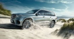 MERCEDES GLS-CLASS Gls 350 D 4matic Exclusive