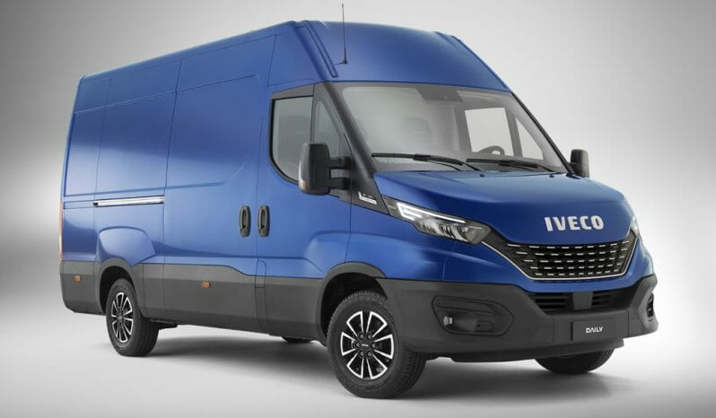 iveco daily furgone ant