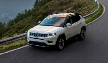 jeep compass ant